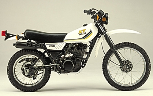 1980 1984 Yamaha Xt250 Repair Service Manual Pdf Download