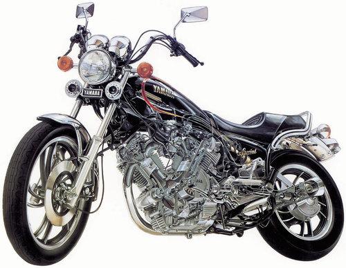 The Best 1984 - 1999 Yamaha VIRAGO 1100 Repair Service Manual PDF Download