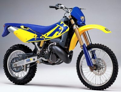Husqvarna cr250 2000 with big bore kit on it | in